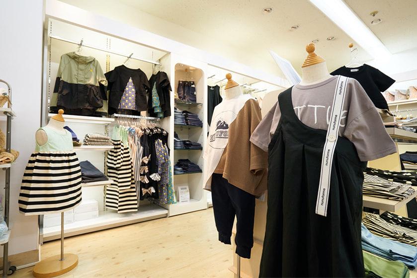 """注目ドメスティックまでキッズファッションの""""今""""を詰め込んだセレクトが見事 まさしく名古屋から全国へトレンドスタイルを発信"""