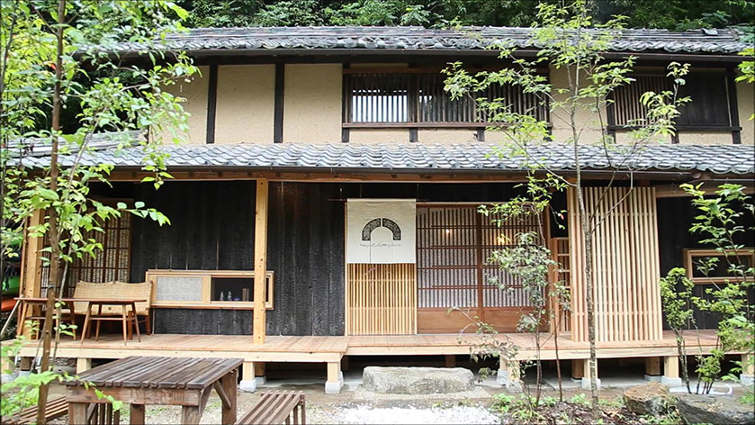 【陽がほら】古民家宿&カフェ