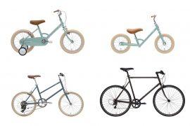 都心の日常を軽快に彩り走る東京発スポーツバイク『tokyobike』ママ、パパ、そして子供達に♫