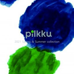 """pilkku 2021 SPRING & SUMMER COLLECTION """"on the CANVAS"""""""
