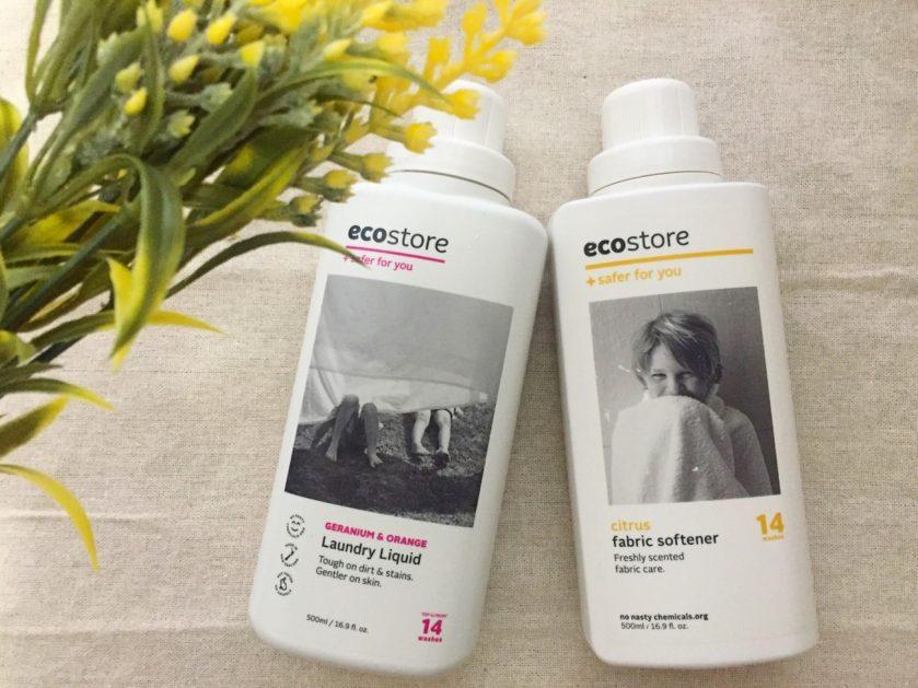 地球にも人にも優しい日用品ブランド「eco store」