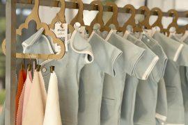 ベビー服では珍しい40cmサイズも! 高品質×高機能を実現した「背守りシリーズ」登場