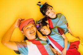 スタイリスト、アーティストとして活躍中<br />清水 文太が作る子ども服コレクション<br />「色と生きるを作る服」