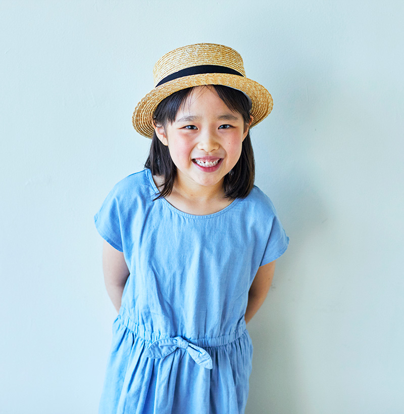 日本の伝統「夏の帽子」といえば麦わら帽子 夏のお出かけを親子コーデで楽しめる 明治13年創業『田中帽子店』