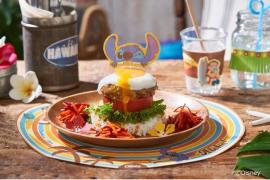 夏休みは親子で料理をしよう!!『Kit Oisix<リロ&スティッチ>ハワイアンロコモコ』