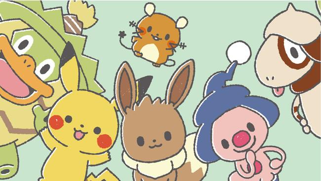 ポケモン公式ベビーブランド『モンポケ』 2周年記念スペシャルアイテム登場!