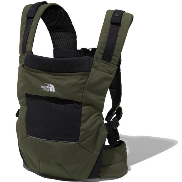 『THE NORTH FACE』から初の抱っこ紐「Baby Compact Carrier」9月上旬発売!