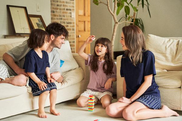 ルームウェアブランド『Aimy's Room』が親子コーデが楽しめるルームウェアの販売開始!