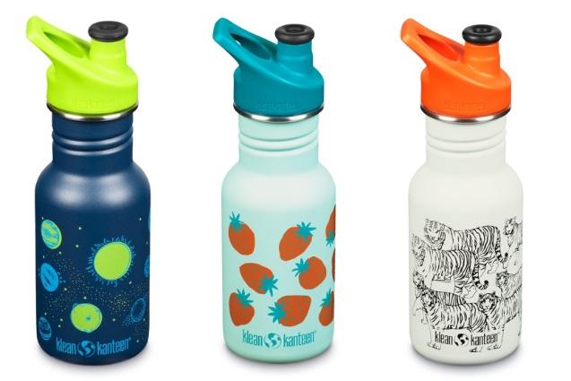 海洋プラスチック問題に立ち向かう『Klean Kanteen』 2021年夏NEWボトルキッズ用