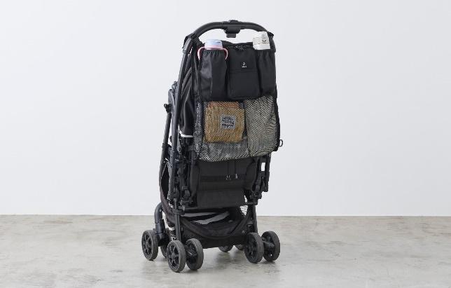 必要なものをサッと出し入れ! 『balloona』の ベビーカーバッグでお出かけをもっと楽しく、軽やかに