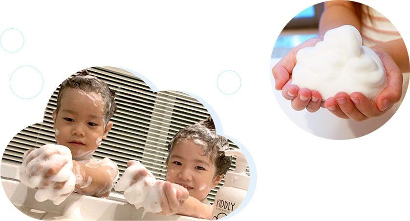 日本初上陸!ニュージランド発のベビー&キッズ向け オーガニックスキンケアブランド「KIDDLY」