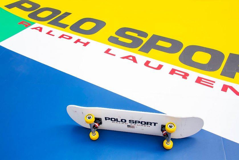 ラルフ ローレンが手掛ける 日本初のスケートボードランプ「RALPH LAUREN GINZA SKATEBOARD RAMPS」