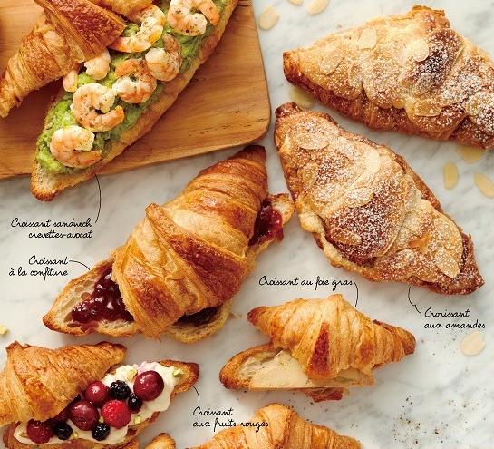 9月6日は『クロワッサンの日』おうち時間を楽しむアレンジクロワッサンのレシピ《冷凍食品専門店ピカール》