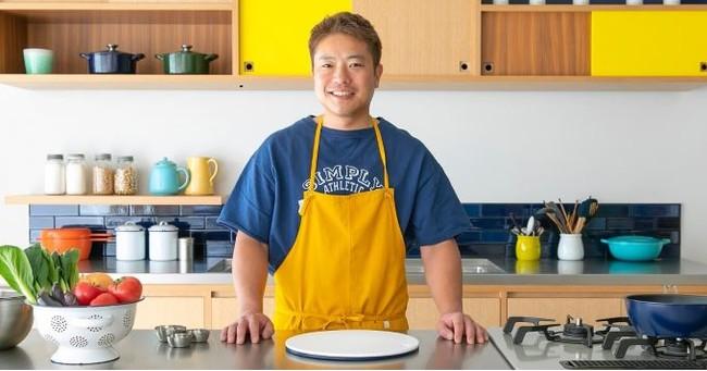 料理家 栗原心平プロフィール