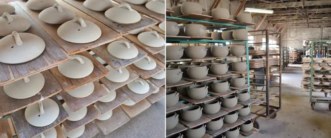 四日市を代表する伝統工芸「萬古焼」のごはん炊き土鍋