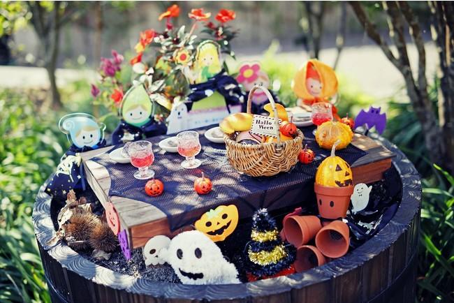 今日からきみもハーブレンジャー!秘密のハロウィンパーティーへの招待状